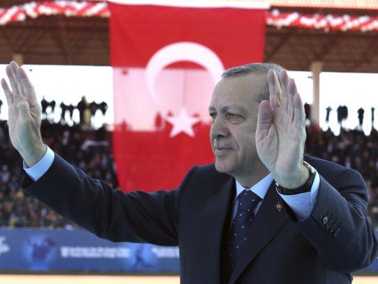 Presidente de Turquía pide a la Unión Europea dialogar