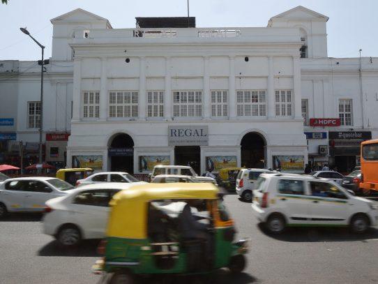 Cierra cine más antiguo de la India