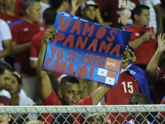Arranca el crucial Panamá vs USA en eliminatorias mundialistas