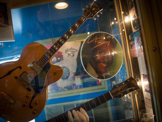 Muerte de Chuck Berry: pérdida de un referente para muchos músicos