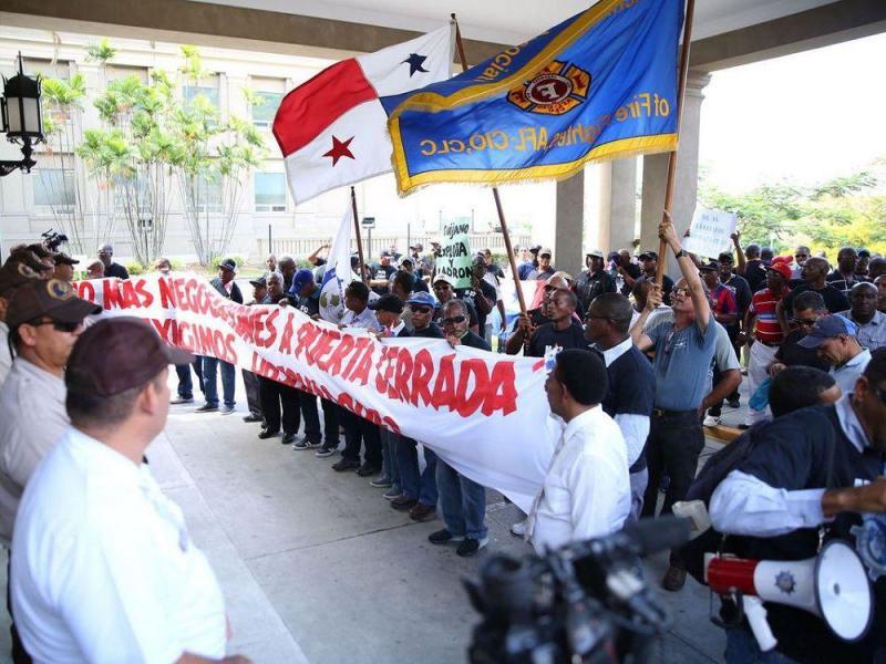 Sindicatos de ACP denuncian intensión de privatizar el Canal