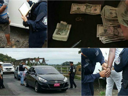 Policía atrapa a cabecilla de pandilla y otros en Bocas del Toro