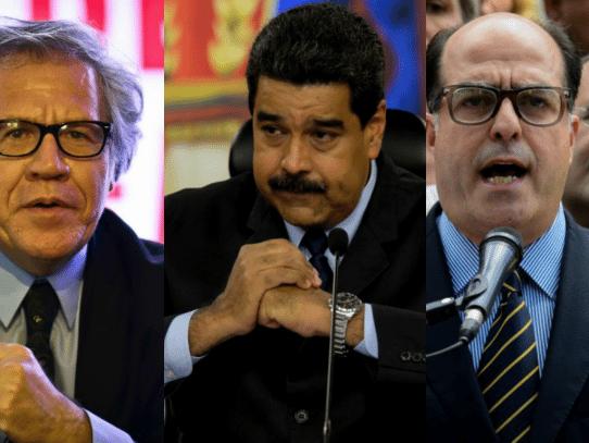 """OEA y Asamblea enfrentan a Nicolás Maduro denuncian """"auto golpe de Estado"""""""