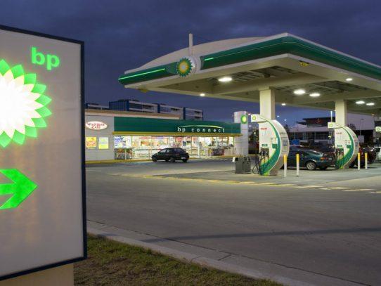 BP establecerá una red de mil 500 gasolineras en México