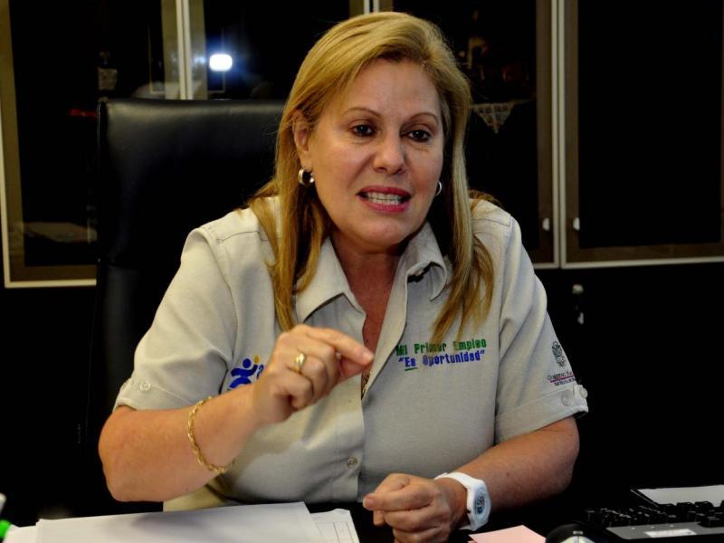 Juez decreta nulidad en procesos contra Giselle Burillo