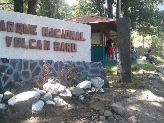 Suspende acceso a cima del Volcán Barú por incidencias de Frente Frío