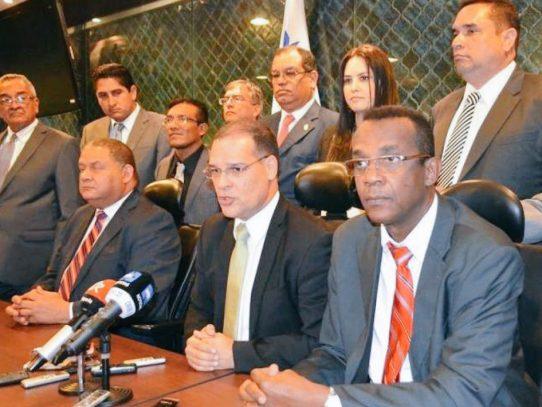 Diputados del PRD reaccionan por auditoría de la Contraloría
