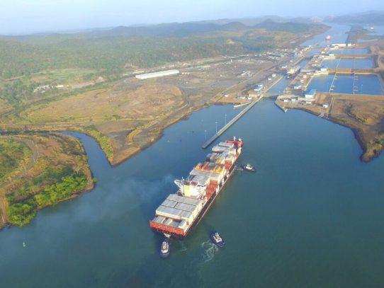 Canal de Panamá ampliado llega a sus mil tránsitos de neopanamax este domingo