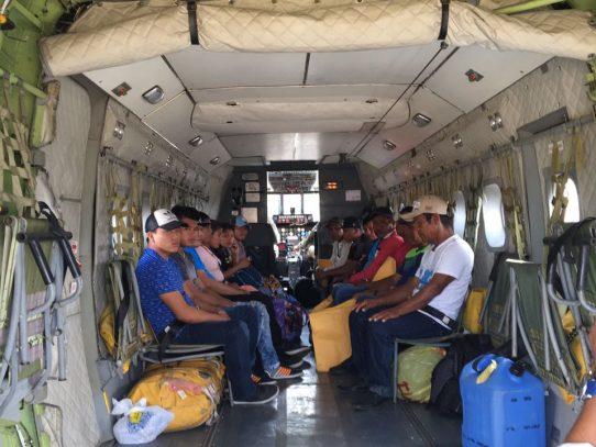 Cuerpos de víctimas del accidente en Antón llegan a Rambala