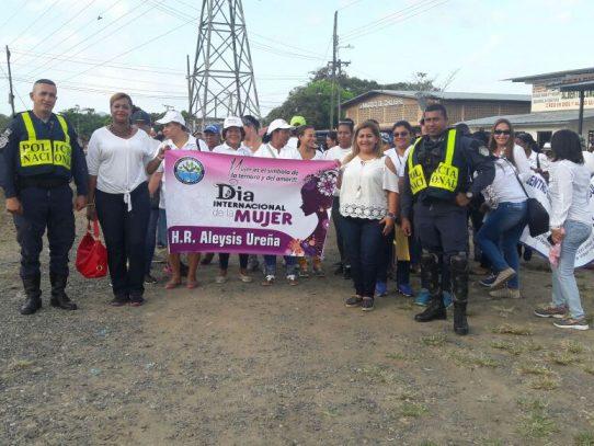 Panamá conmemora otro Día Internacional de la Mujer