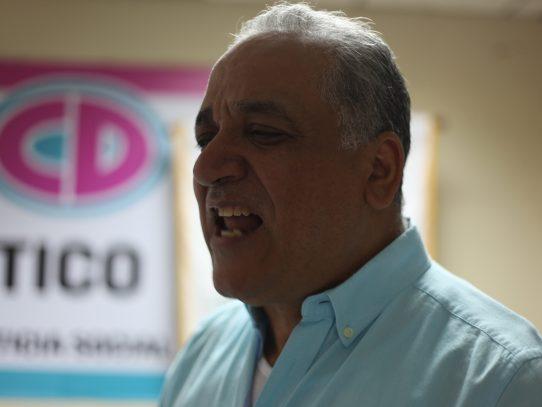 """Camacho impugnará proclamación del diputado Francisco """"Pancho"""" Alemán en San Miguelito"""