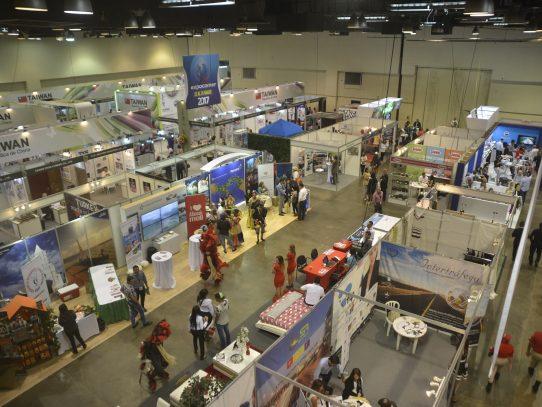 Expocomer logra 135 millones en negociaciones