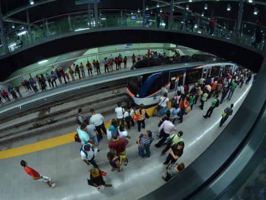 Inicia fase de interconexión de la Línea 2 del Metro con la estación de San Miguelito