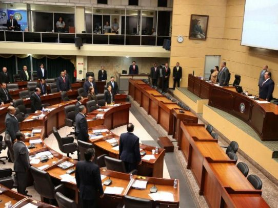 Pleno de la Asamblea Nacional crea nuevos corregimiento y un distrito