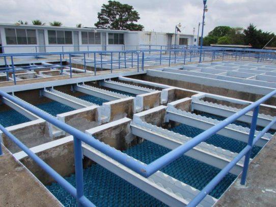 Arraiján y La Chorrera sin agua por trabajos en potabilizadora