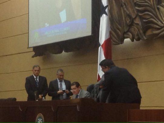 Asamblea Nacional crea comisión para casos de corrupción en Panamá