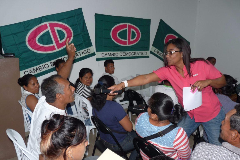 """Cambio Democrático prepara """"Defensores del Voto"""""""