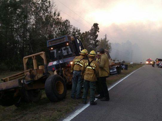 Un hombre incendió 27 estructuras por descuido