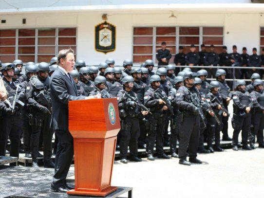 Crean FTC-Águila para disminuir delincuencia en el país