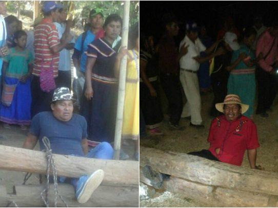 Castigan a dirigentes indígenas por ceder tesoros comarcales