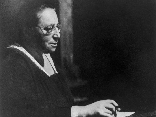 Emmy Noether, la genio matemática que fue marginada por ser mujer