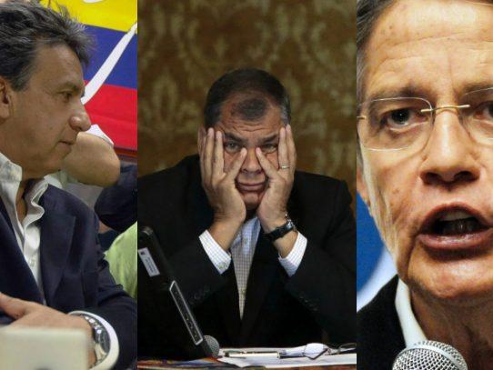 Ecuador cierra campaña electoral este jueves