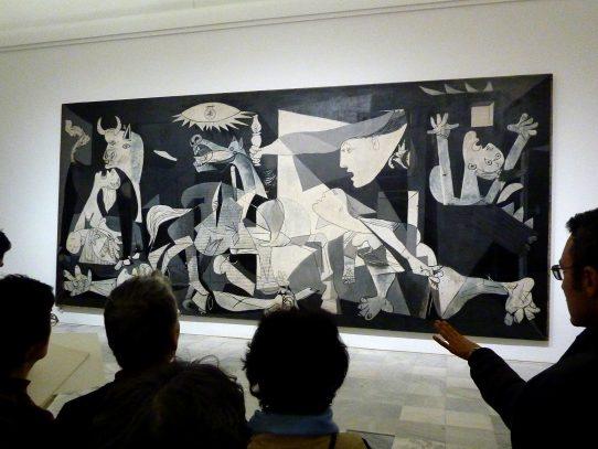 """""""Piedad y Terror en Picasso"""" será puesto en exhibición en Madrid"""