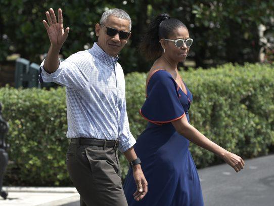 Obama de vacaciones en una isla de la Polinesia francesa