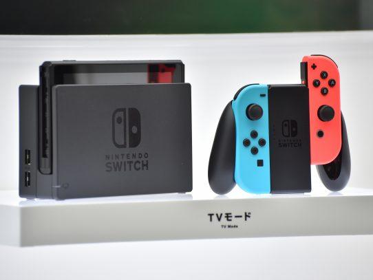 Nintendo espera vender diez millones de consolas Switch en un año