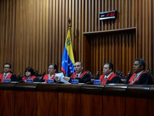 Tribunal de Venezuela niega haber disuelto funciones de Parlamento