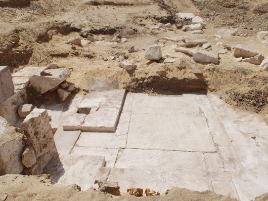 """Descubren """"en buen estado"""" pirámide milenaria de Egipto"""