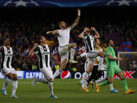 Juventus se deja escapar dos puntos en su visita al Atalanta (2-2)