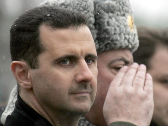 EE.UU. sanciona al hijo mayor del gobernante sirio Bashar al Asad