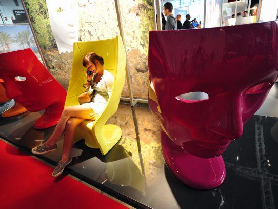 Los grandes del diseño se dan cita en el Salón del Mueble de Milán