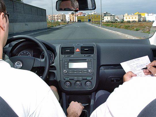 Gran Bretaña: examen para conducir incluye prueba con GPS