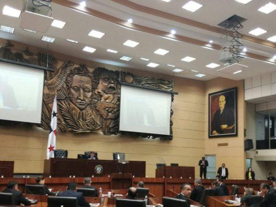 Asamblea se prepara para su última semana de sesiones ordinarias