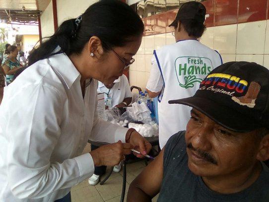 Inicia la Jornada de Vacunación de Las Américas