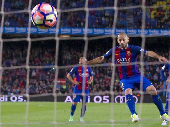 El Barcelona golea 7-1 a Osasuna y mete presión al Real Madrid