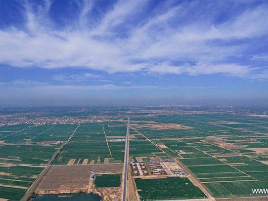 China crea una nueva zona económica cerca de Pekín