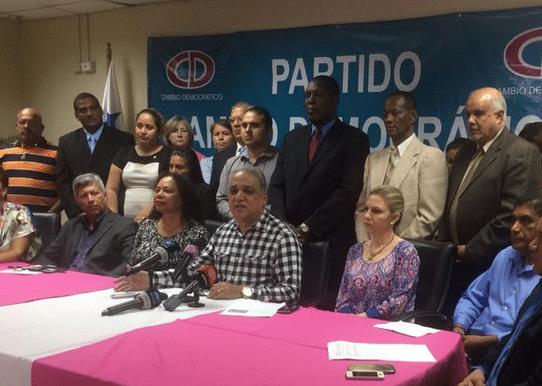 """Cambio Democrático Cuestiona Selectividad en """"Auditorías"""""""