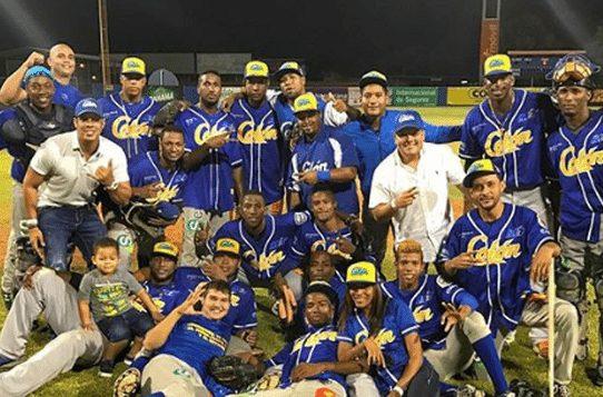 Por segundo año consecutivo, Colón en la final de béisbol nacional