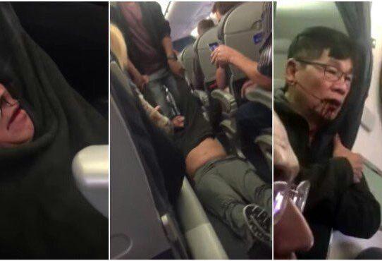 Expulsión violenta de pasajero en vuelo de United Airlines causa indignación