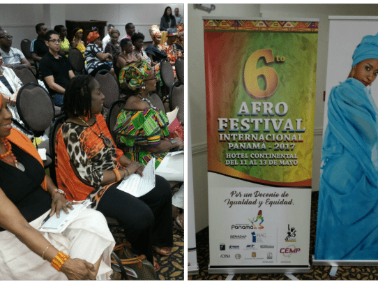 Panamá se prepara el próximo Afrofestival Internacional en mayo