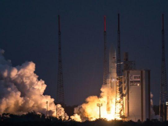 Cohete Ariane 5 despegará el 4 de mayo