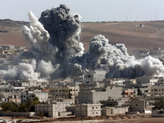 Ataques aéreos dejan fuera de servicio siete hospitales en Siria en un mes