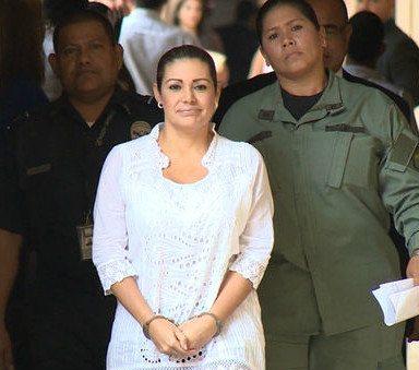 La Chechi recibe condena de seis años de prisión por tráfico de drogas