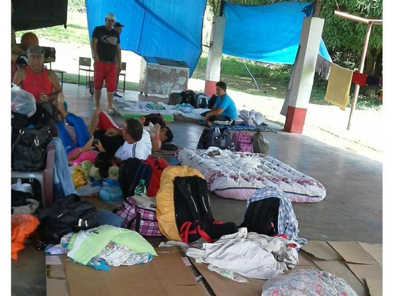 MINSA confirma que hay 10 migrantes cubanos con sífilis y VIH