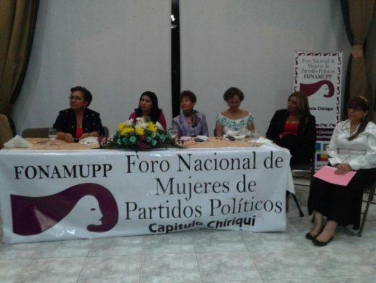 """Mujeres políticas aseguran que """"paridad"""" fue ignorada en Reformas Electorales"""