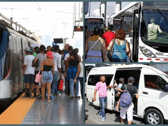 Varela: tarifa unificada de transporte se anunciará a finales de año
