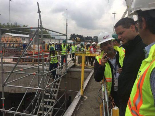 Odebrecht aun dentro del consorcio que construye el metro de Quito
